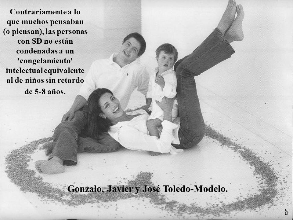 Javier, Quím, Álvaro, Ana y Tricicle-Cómicos. Sin embargo, tales tests no constituyen una referencia única en cuanto a las capacidades de estas person