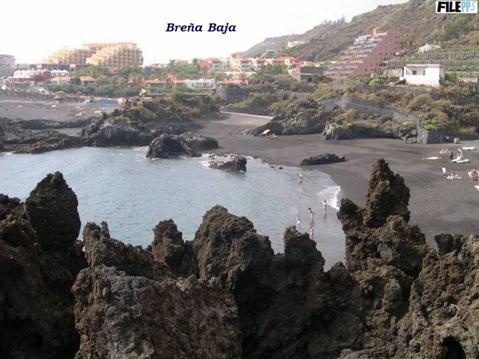 Isla del archipiélago de Canarias adscrita a la provincia de Tenerife, su capital es Santa Cruz de La Palma. La isla tiene una superficie de 708,32 km