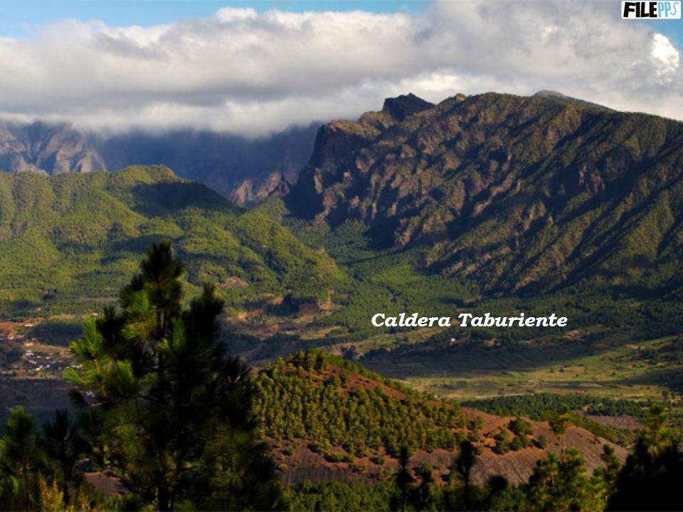 Caldera Taburiente