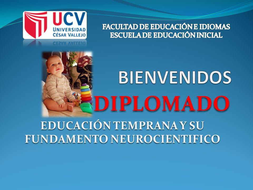 DIPLOMADO EDUCACIÓN TEMPRANA Y SU FUNDAMENTO NEUROCIENTIFICO