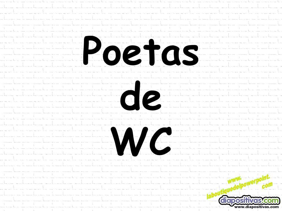 Poetas de WC