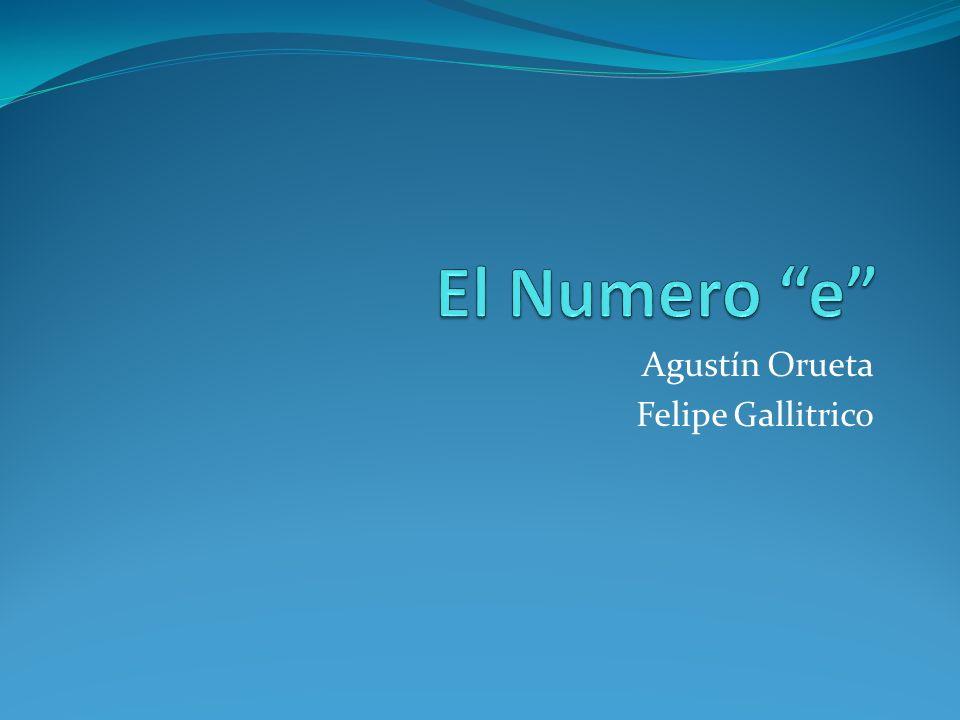 Agustín Orueta Felipe Gallitrico