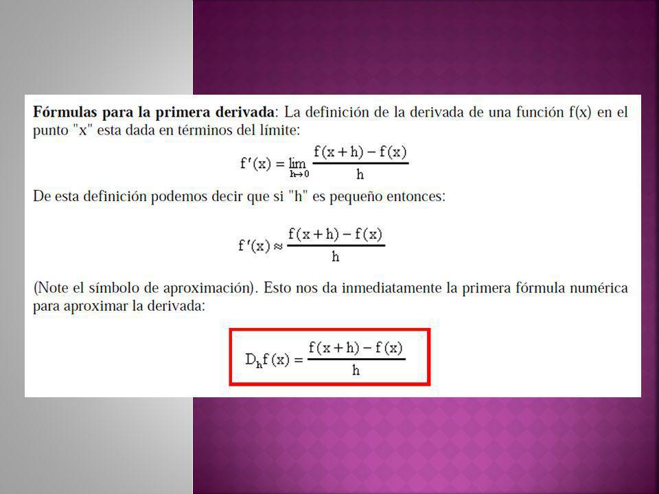 La cuadratura Gaussiana se preocupa en escoger los puntos de evaluación de una manera óptima.