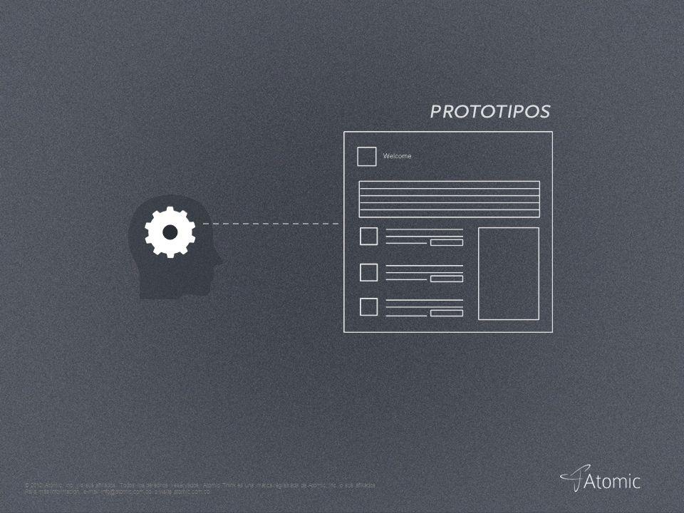 © 2012 Atomic, Inc.y/o sus afiliados. Todos los derechos reservados.