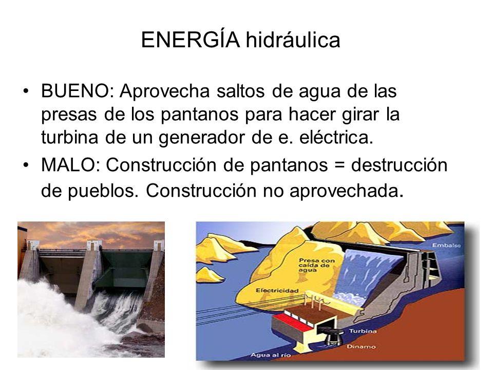 ENERGIA de los biocombustibles.