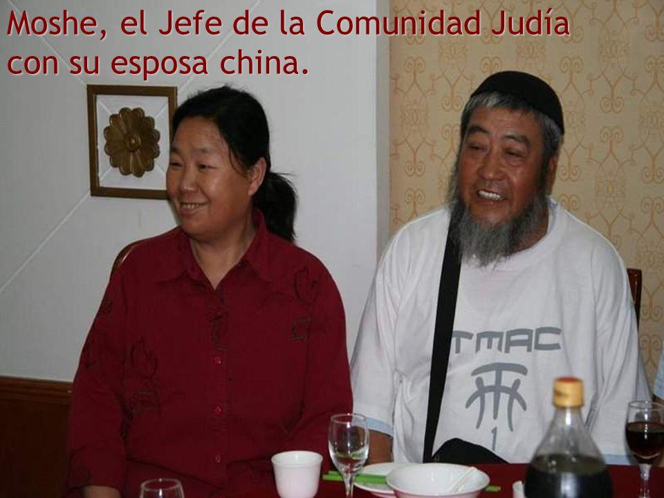 Se cree que los antepasados de los judíos de Kaifeng vinieron de Asia Central. La existencia ininterrumpida de este grupo religioso y étnico, que vive