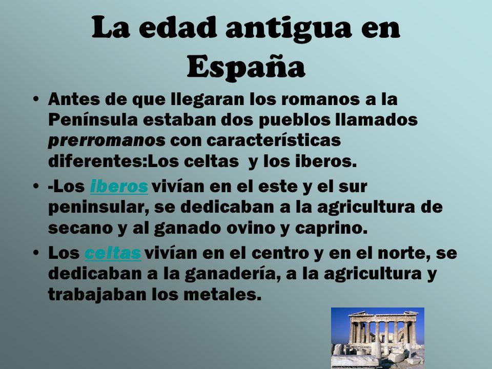 Observa cómo evolucionaron esos dos términos: Hispania dio lugar a Spania y, finalmente, a España.