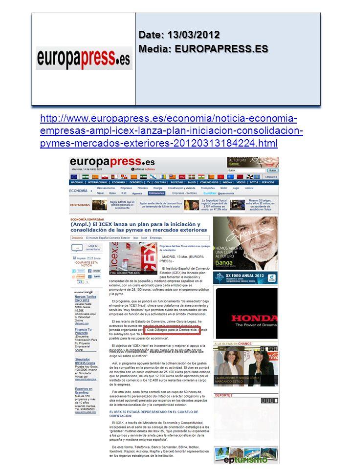 http://www.europapress.es/economia/noticia-economia- empresas-ampl-icex-lanza-plan-iniciacion-consolidacion- pymes-mercados-exteriores-20120313184224.html