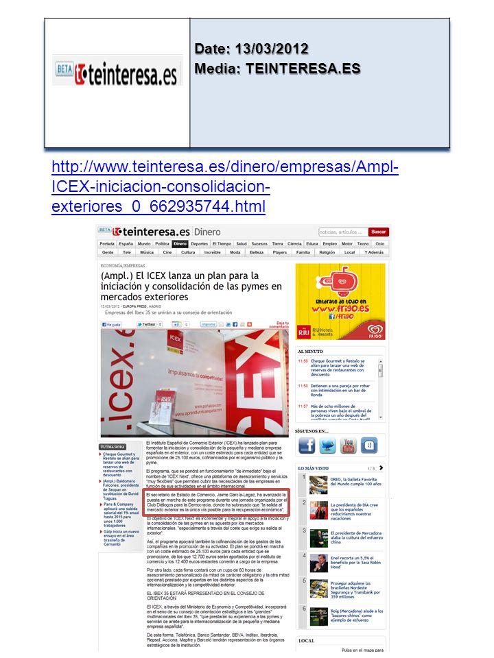 http://www.teinteresa.es/dinero/empresas/Ampl- ICEX-iniciacion-consolidacion- exteriores_0_662935744.html
