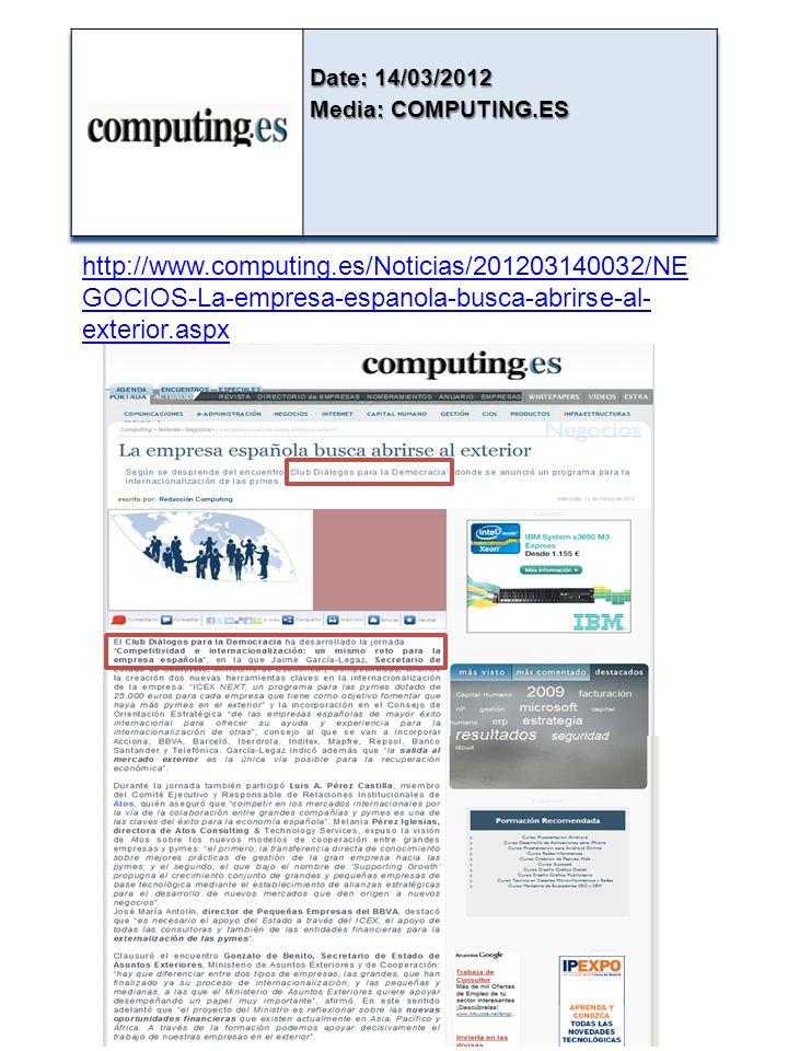 http://www.computing.es/Noticias/201203140032/NE GOCIOS-La-empresa-espanola-busca-abrirse-al- exterior.aspx