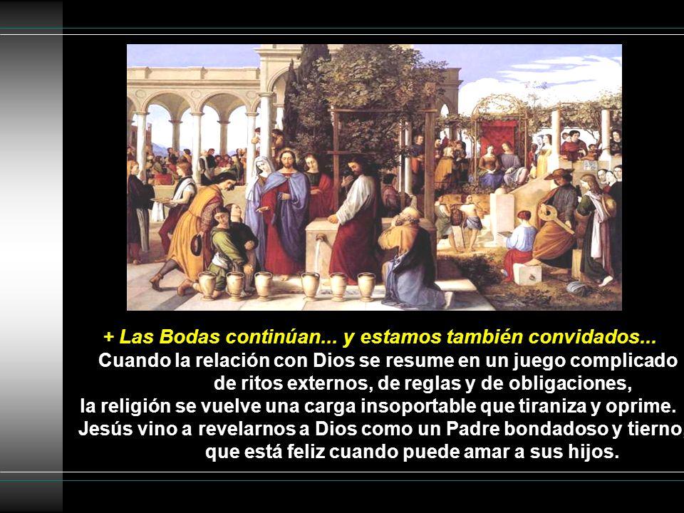- JESÚS: es a Él a quien el Israel fiel (la mujer /madre) se dirige en el sentido de dar nueva vida a esa alianza caduca.