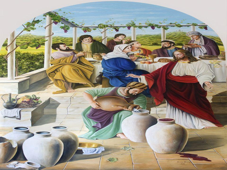 Esta realidad de una alianza estéril y fracasada es representada por las seis tinajas de piedra destinadas a la purificación de los judíos .