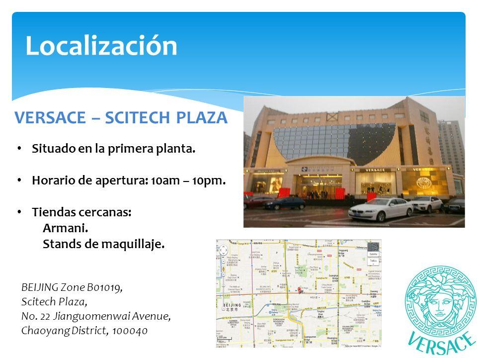 Localización Situado en la primera planta.Horario de apertura: 10am – 10pm.