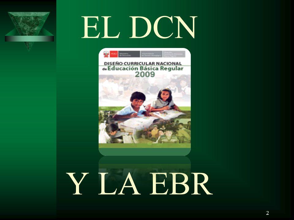 EL DCN Y LA EBR 2