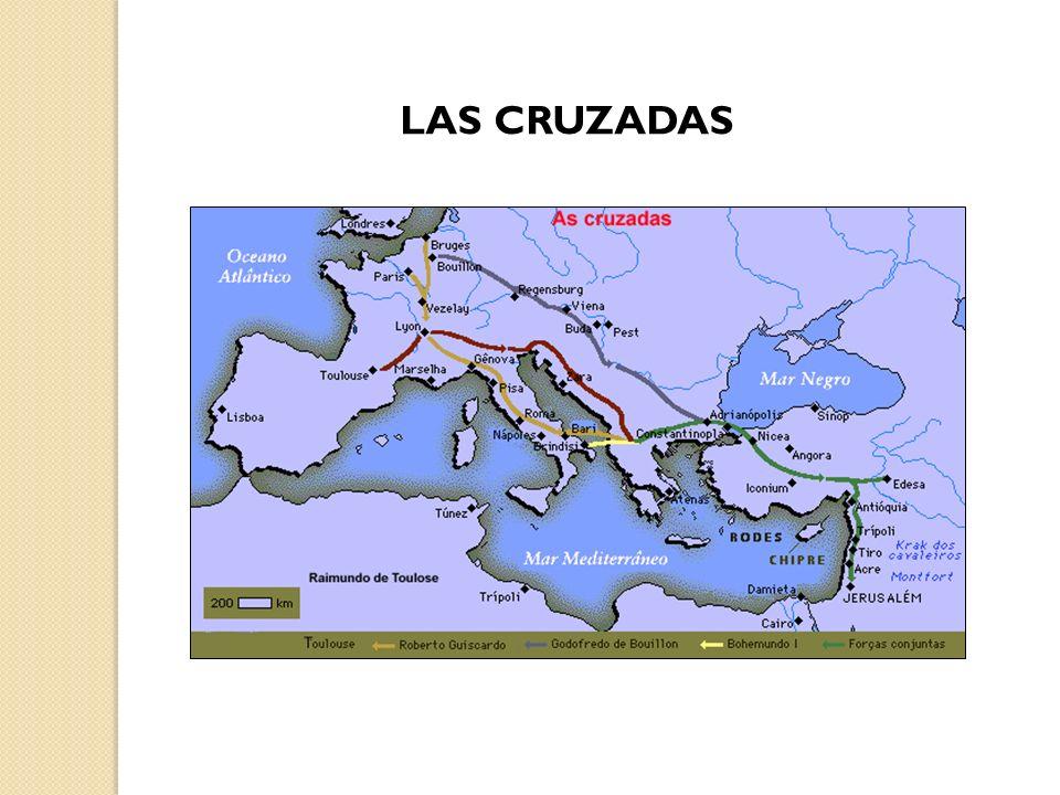 LAS CRUZADAS