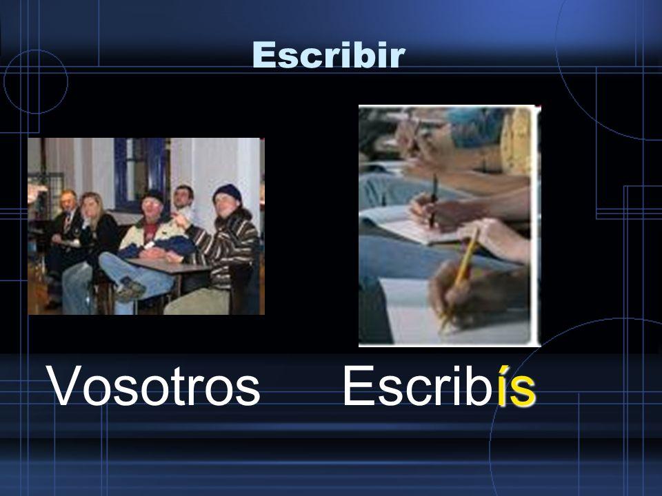 Escribir EllosEscrib