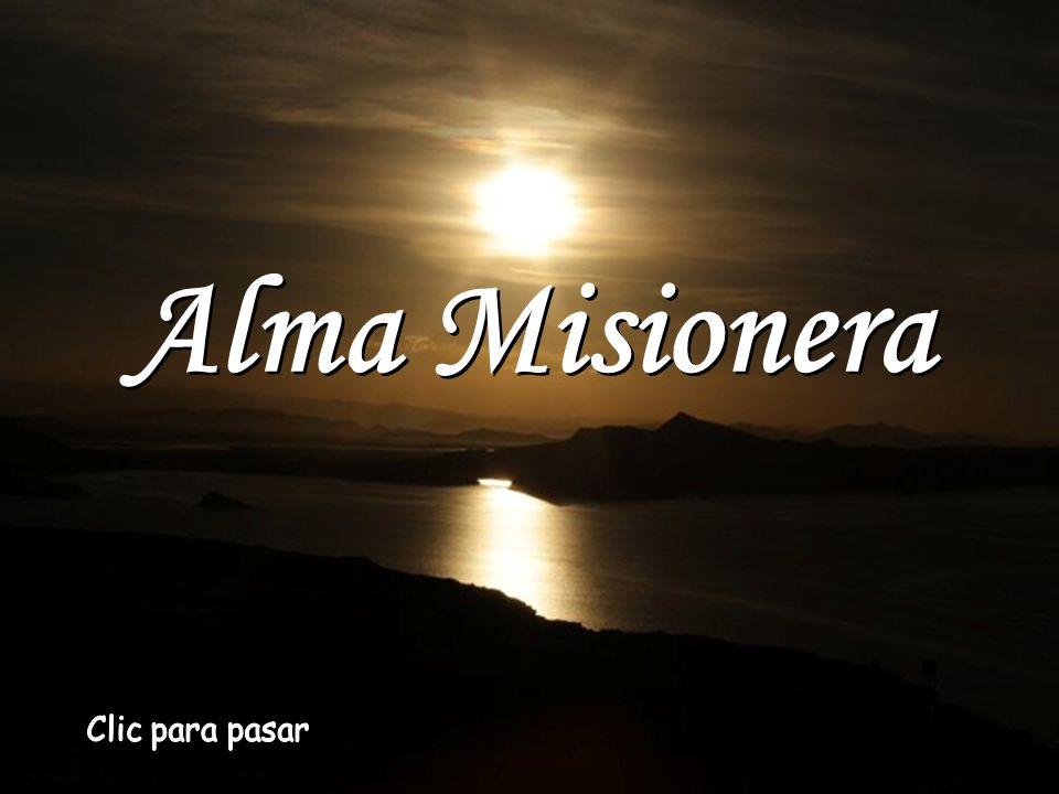 Alma Misionera Alma Misionera