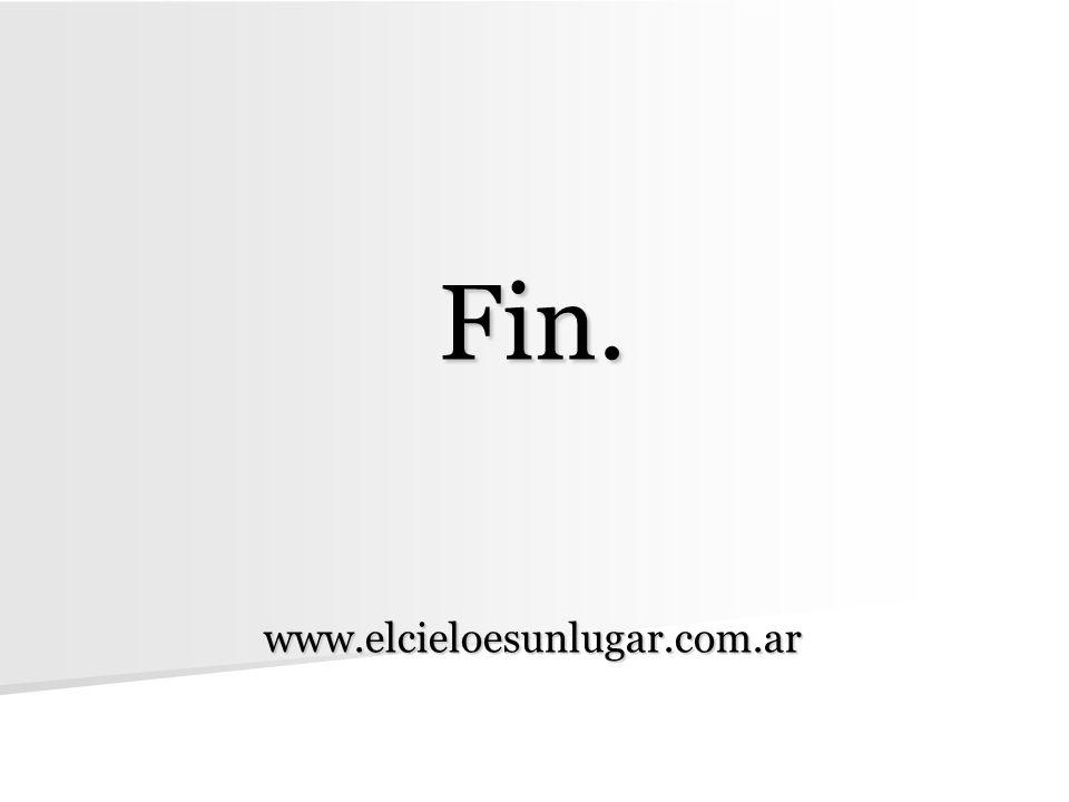Fin.www.elcieloesunlugar.com.ar