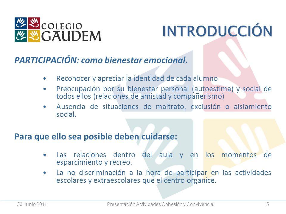 6 INTRODUCCIÓN El centro ha apostado por el enfoque metodológico del APRENDIZAJE COOPERATIVO (Kagan, 1999; P.