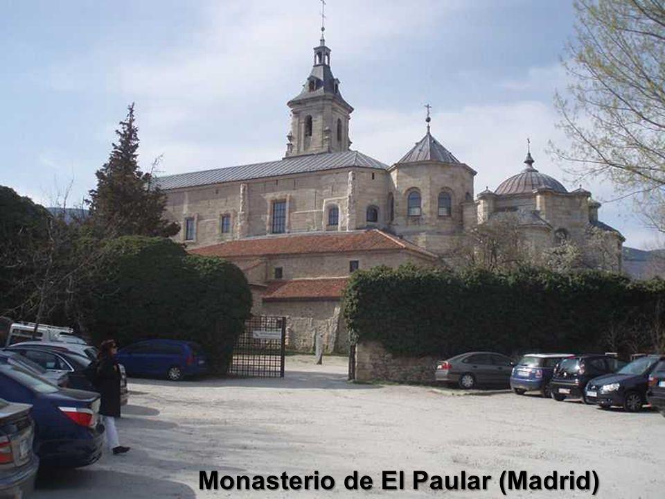 Monasterio de Montehano en Escalante (Cantabria)