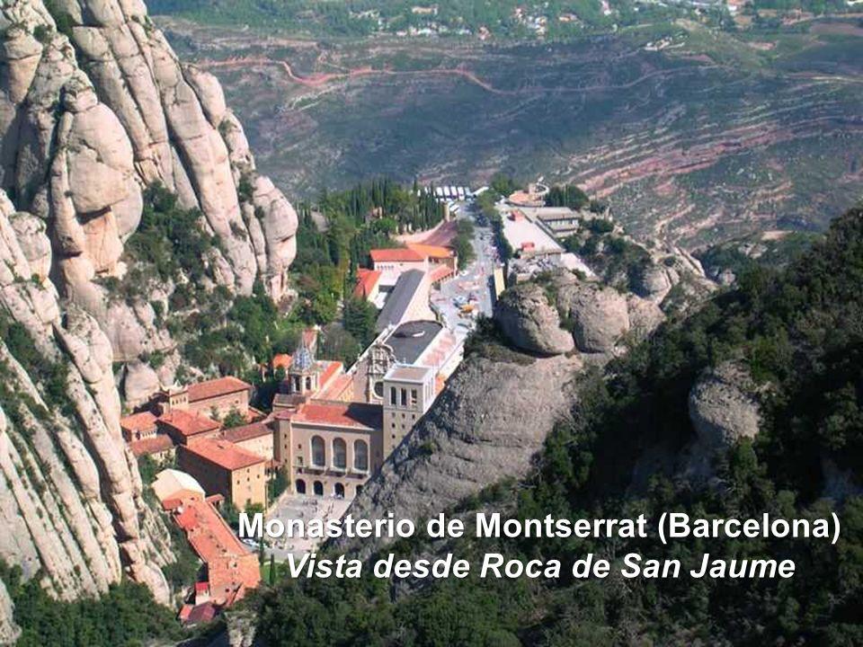 Monasterio de Sant Pere de Rodes (Gerona)