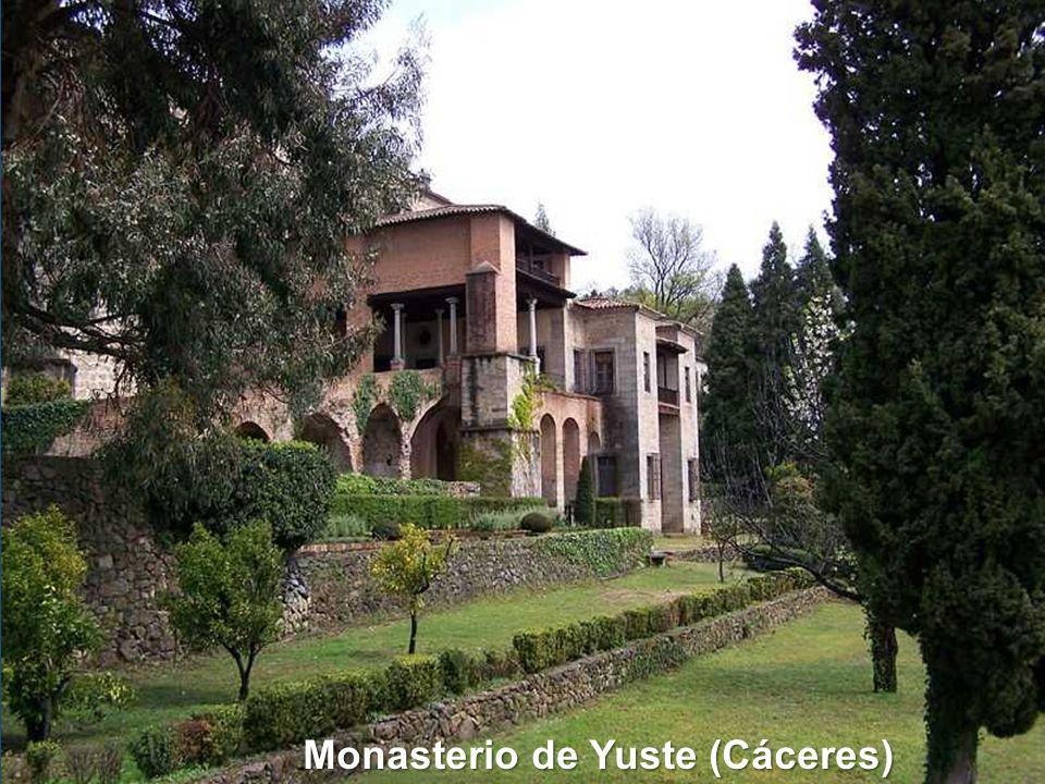 Los monasterios en España constituyen un rico patrimonio histórico, artístico y cultural.