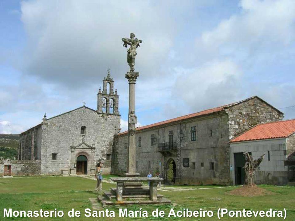 Monasterio de San Julián de Samos (Lugo)