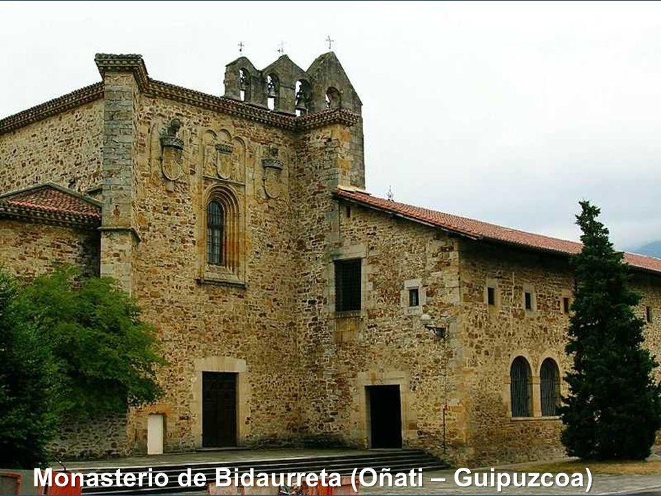 Monasterio de Santa María de Acibeiro (Pontevedra)