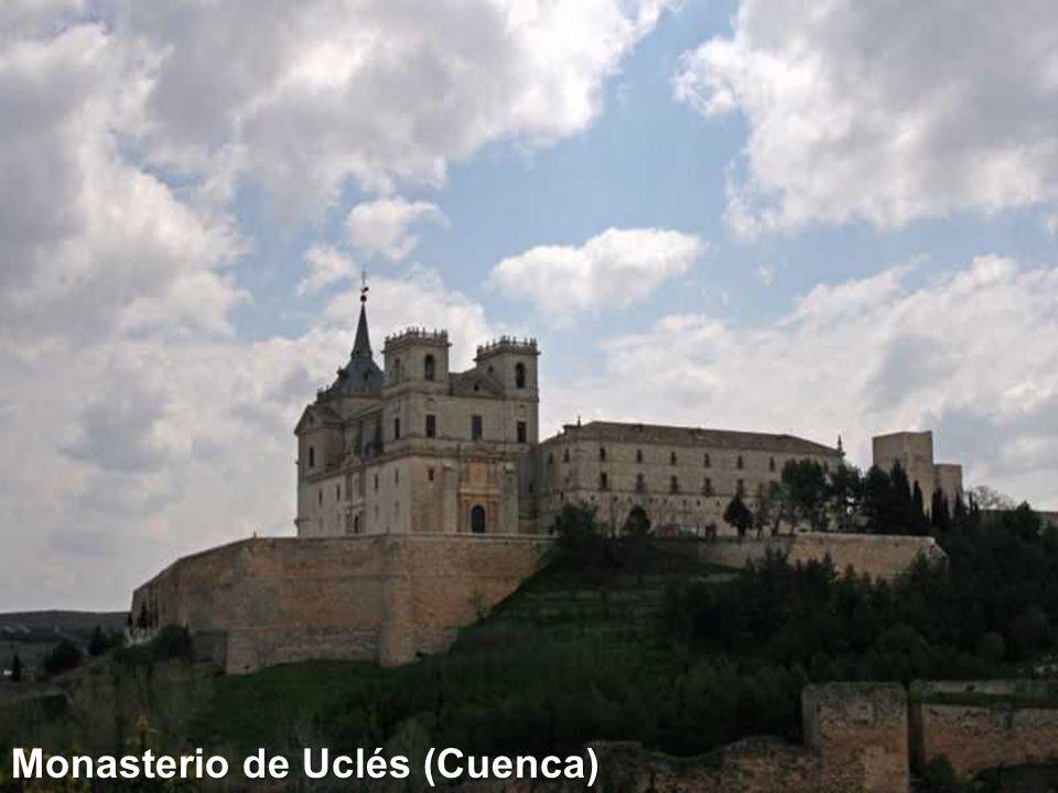 Monasterio de San Isidoro (Santiponce – Sevilla)
