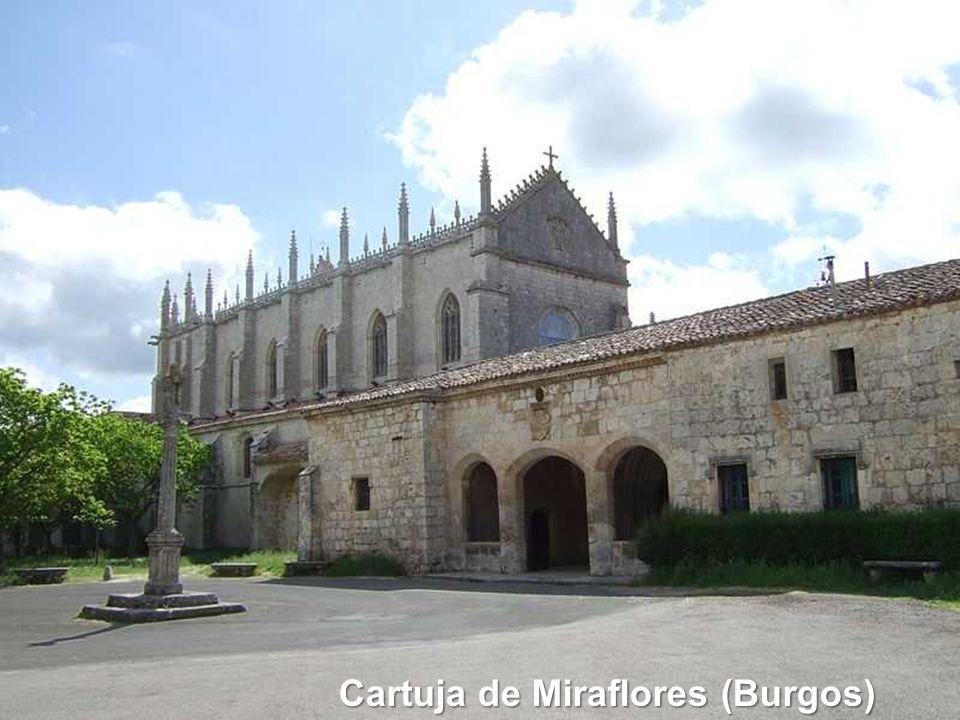 Atrio del Monasterio de las Claras (Tordesillas – Valladolid)