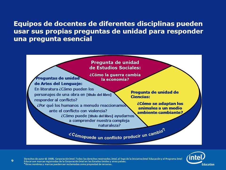 Derechos de autor © 2008, Corporación Intel. Todos los derechos reservados.