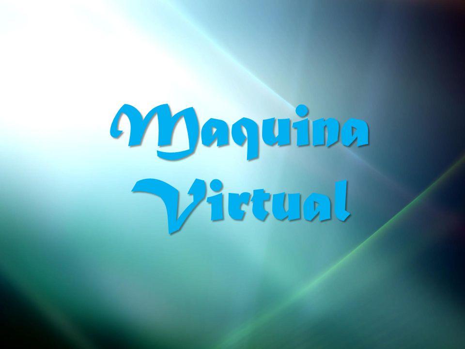 MaquinaVirtual