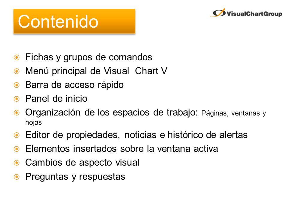 Gloria Guirado formacion@visualchart.com I I