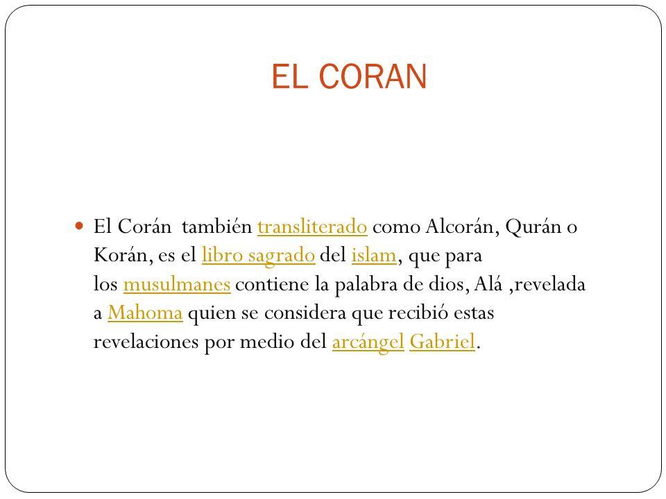 Corán Biblia