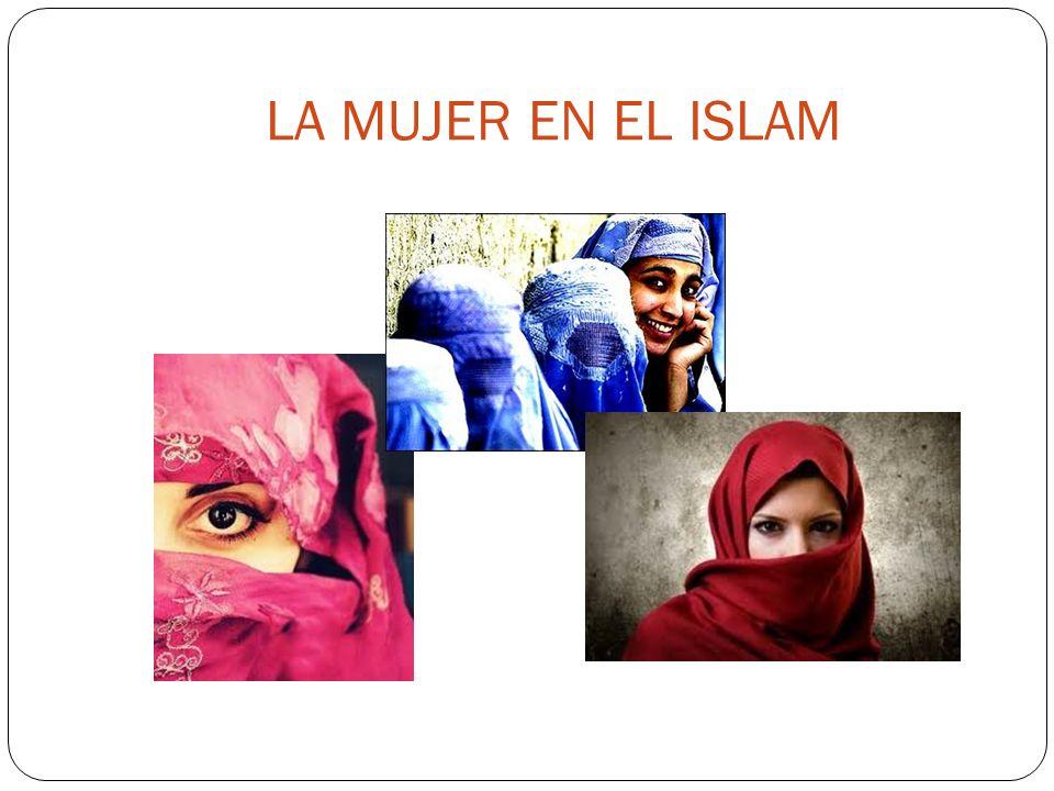 LA MUJER EN EL ISLAM