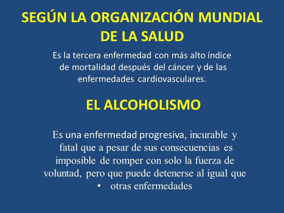 PARA SER O NO SER ALCOHÓLICO NO IMPORTA LO QUE IMPORTA ES: LA FRECUENCIA LA CANTIDAD LA CALIDAD ¿QUÉ SUCEDE CON LA PERSONA CADA VEZ QUE BEBE?