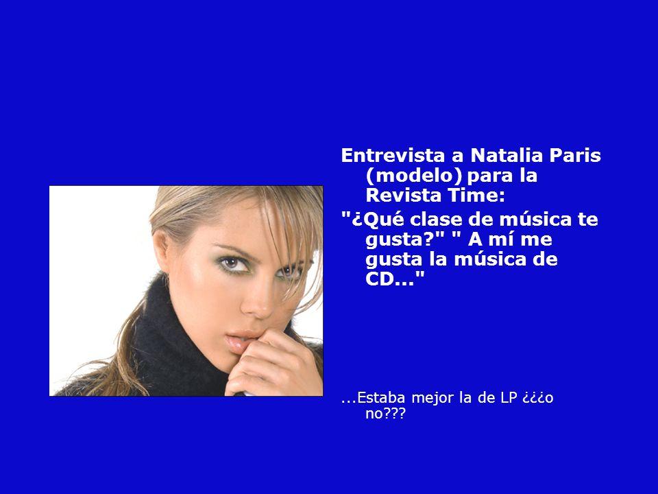 Entrevista a Marilu Bonchini, Candidata a Miss Argentina 1999: A qué lugar le gustaría viajar y por qué? A Roma,porque es la tierra donde nació Nuestro Señor Jesucristo... ...¡¡¡Tooooooiiinnngggggg!!!
