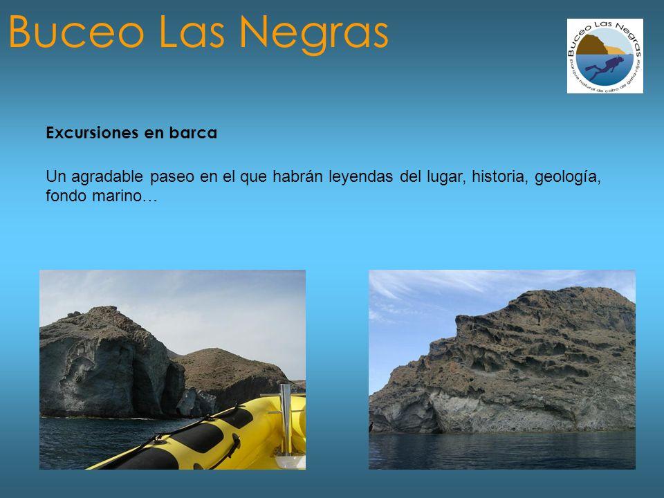 Excursiones en barca Un agradable paseo en el que habrán leyendas del lugar, historia, geología, fondo marino…