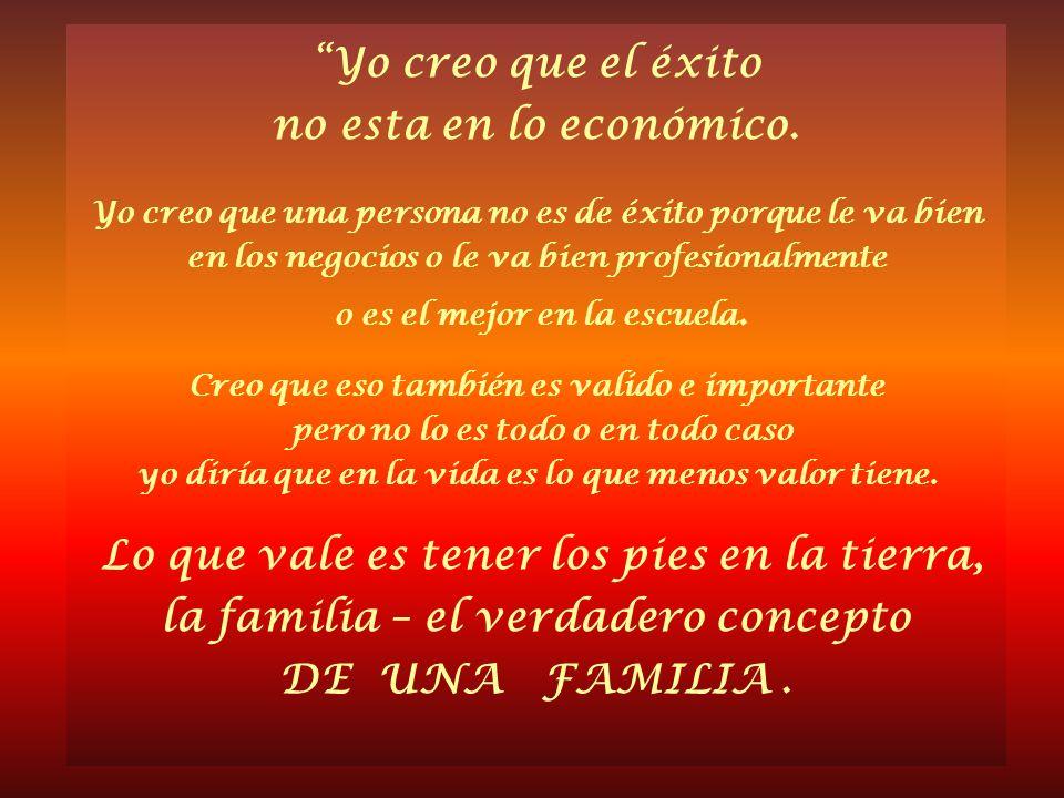 En la entrevista sobre el EXITO que le hace Issac Lee, de la revista PODER, al Mexicano Carlos Slim, el hombre mas rico de América Latina.......El le
