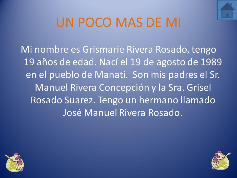 Grismarie Rivera Rosado