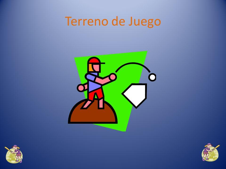 Las carreras (puntos) las puede conseguir el bateador corriendo y pisando una serie de tres bases (marcas) en el suelo, y terminar tocando la marca fi