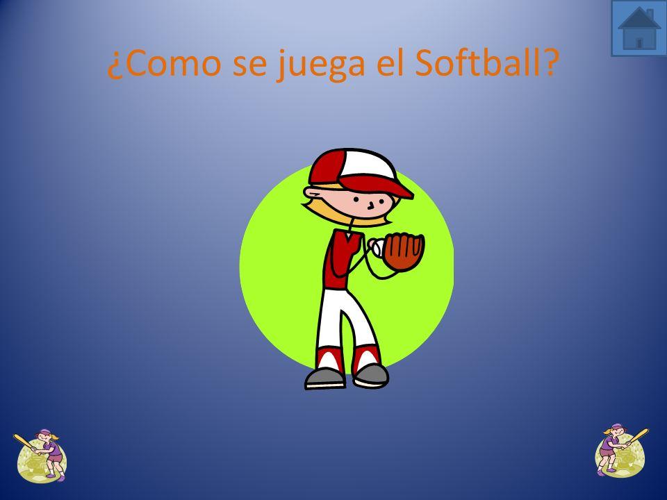 Campo Corto: Es quien sustituye a segunda base y tercera o ejecuta la jugada del doble play.