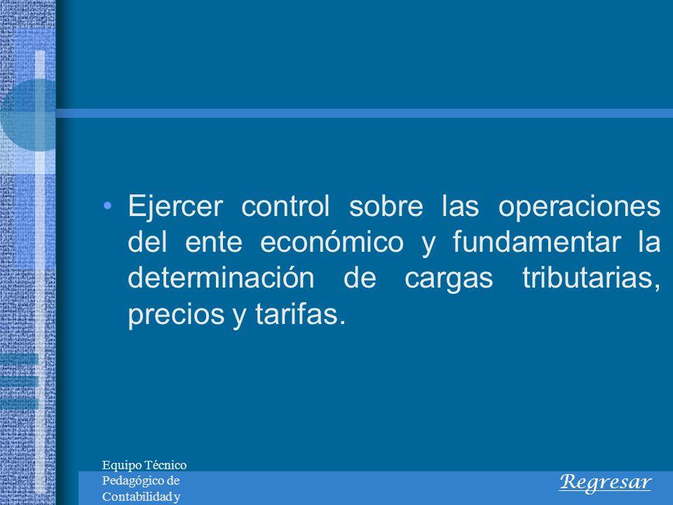 Importancia de la contabilidad como sistema de información y control Sirve para la toma de decisiones.