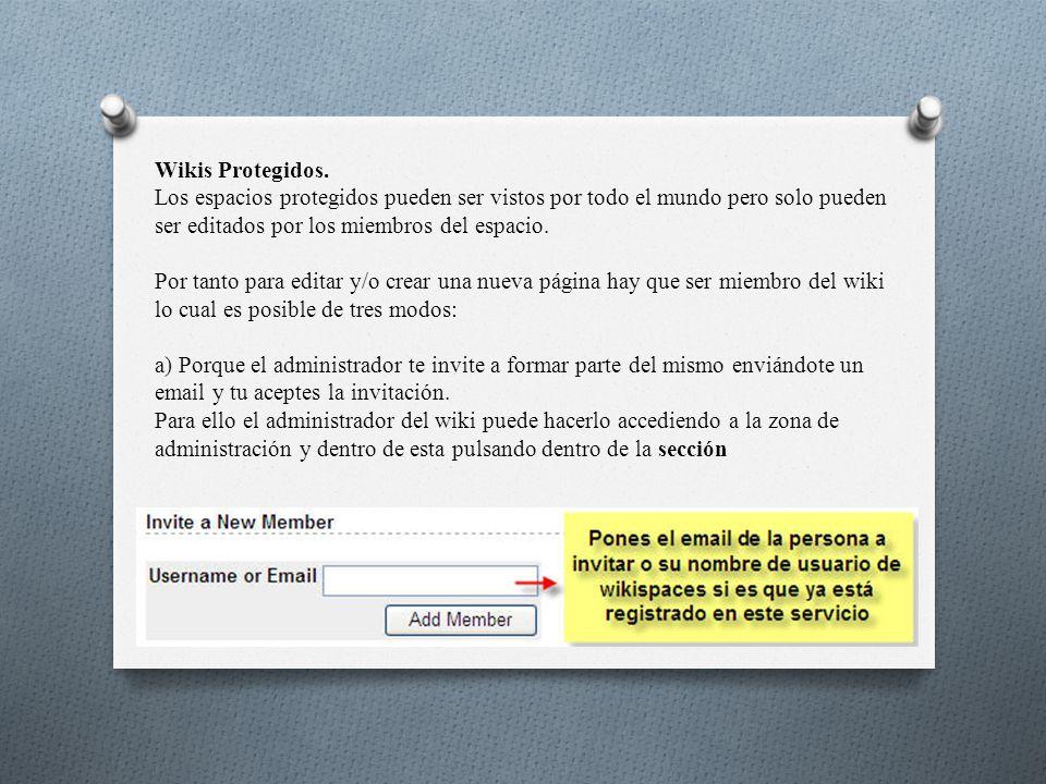 Wikis Protegidos.