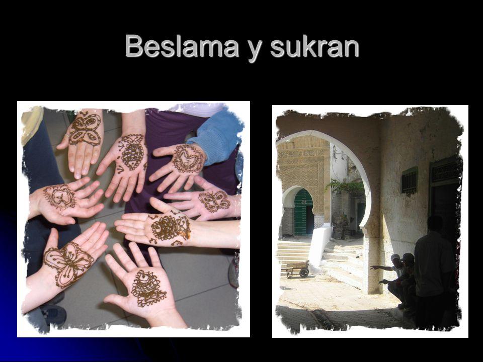 Beslama y sukran