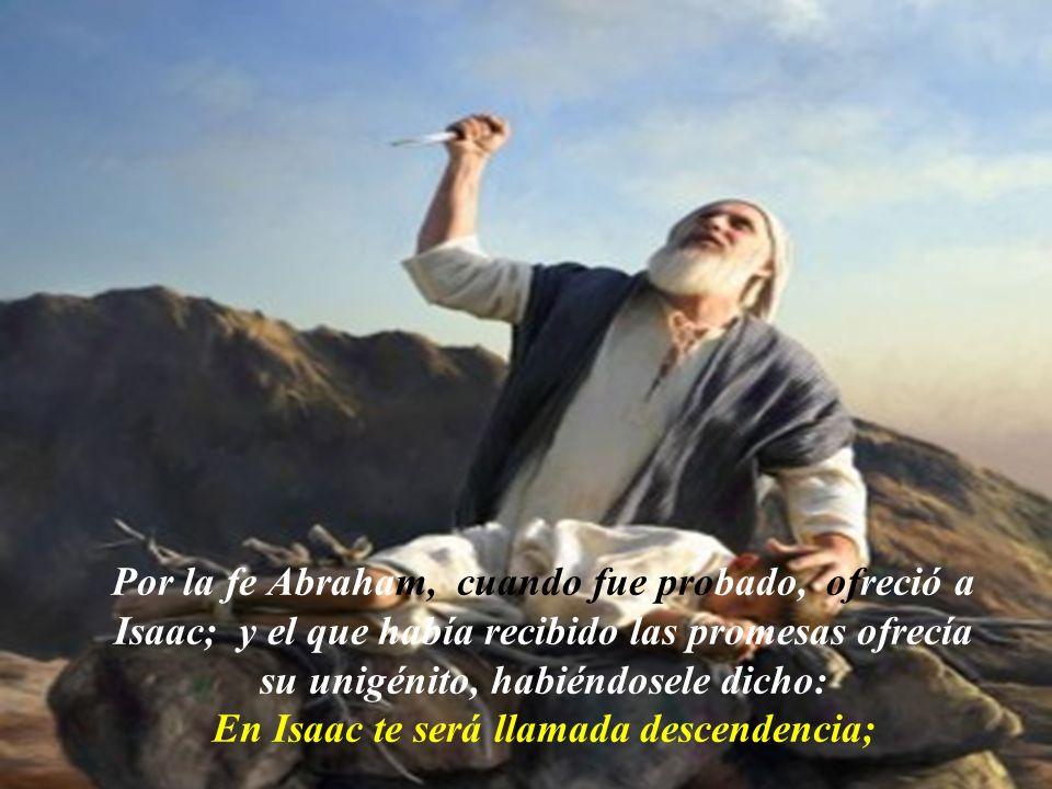 Conforme a la fe murieron todos éstos sin haber recibido lo prometido, sino mirándolo de lejos, y creyéndolo, y saludándolo, y confesando que eran ext
