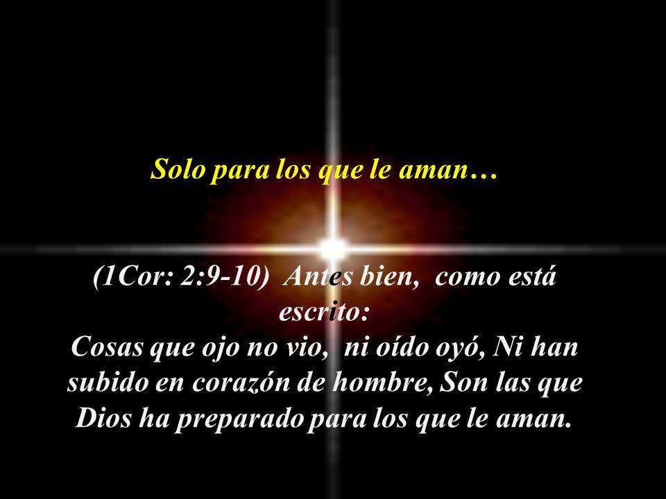 (2Tes: 3:2b) Porque no es de todos la fe. Solo para los escogidos… (Tit0: 1:1-3) Pablo, siervo de Dios y apóstol de Jesucristo, conforme a la fe de lo