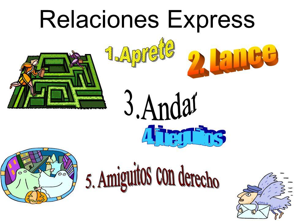 Relaciones Express