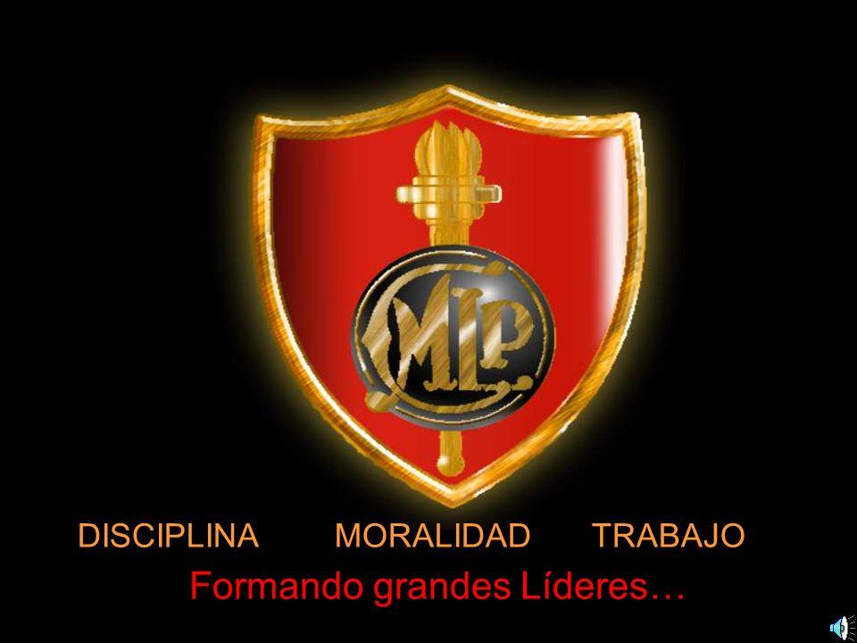 Colegio Militar Leoncio Prado DISCIPLINAMORALIDADTRABAJO Formando grandes Líderes…