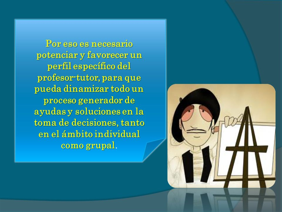 Su perfil le debe posibilitar el desarrollo de estrategias reales de actuación psicopedagógica en tres direcciones esenciales: 1.